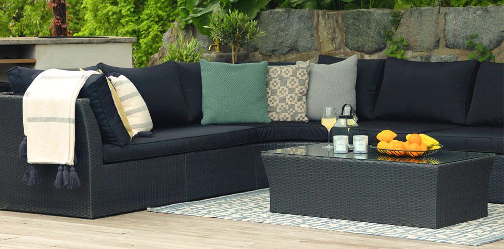 Loungemöbler utomhus